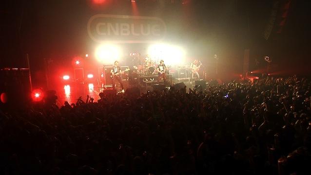 CNBLUE-Zepp Tour 2013 ~Lady~ @Zepp Tokyo