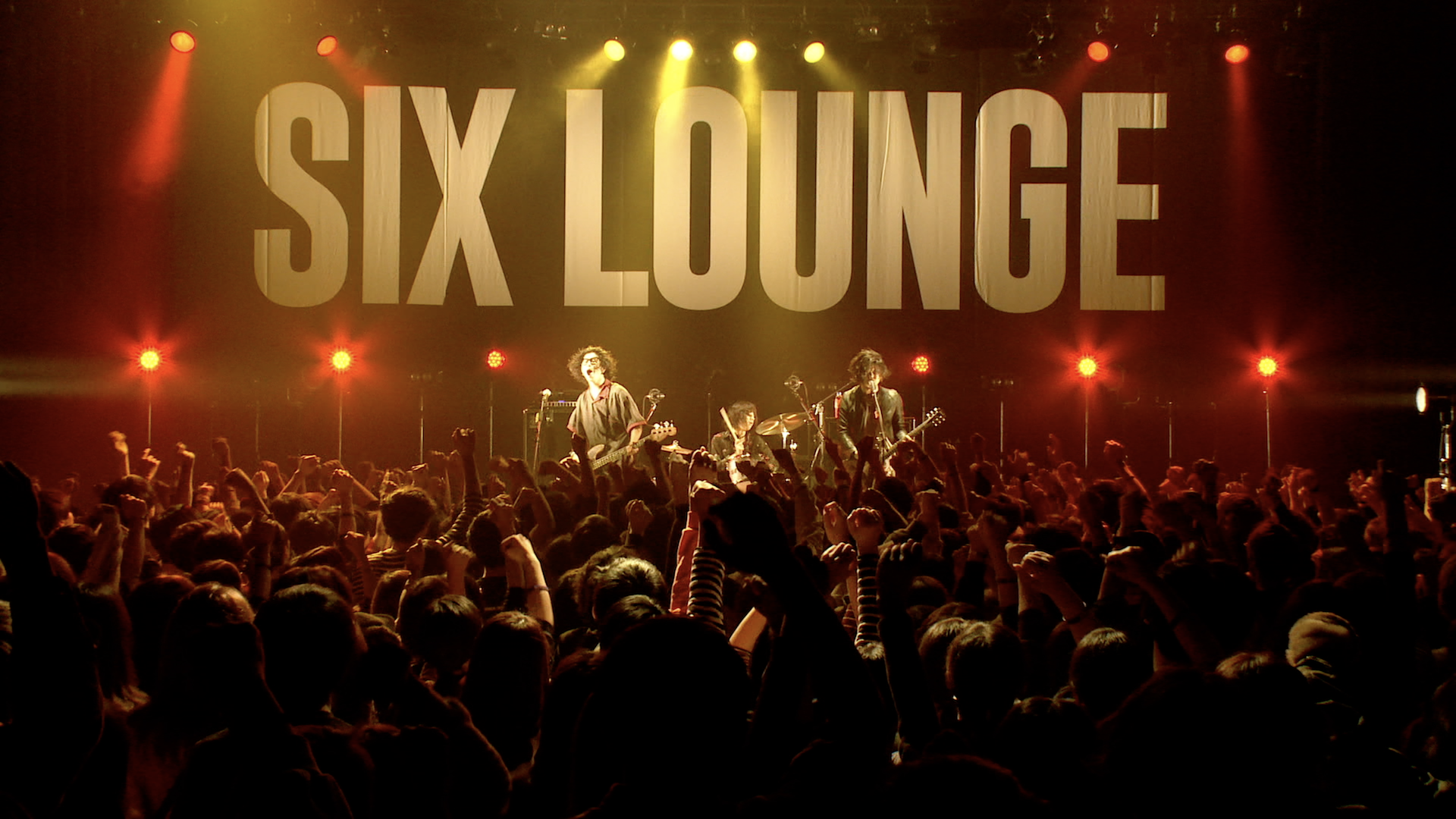 "SIX LOUNGE-ONEMAN TOUR ""LOVE"" 2018~2019"