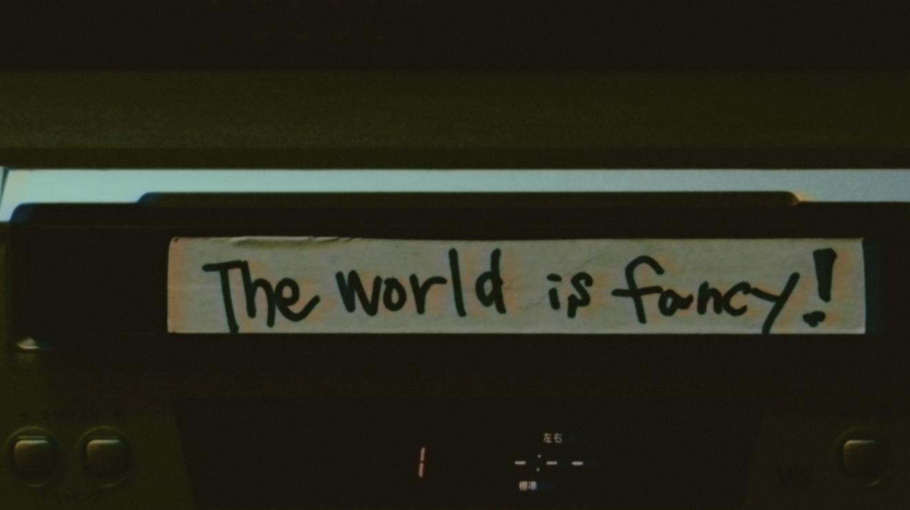 UNISON SQUARE GARDEN-世界はファンシー