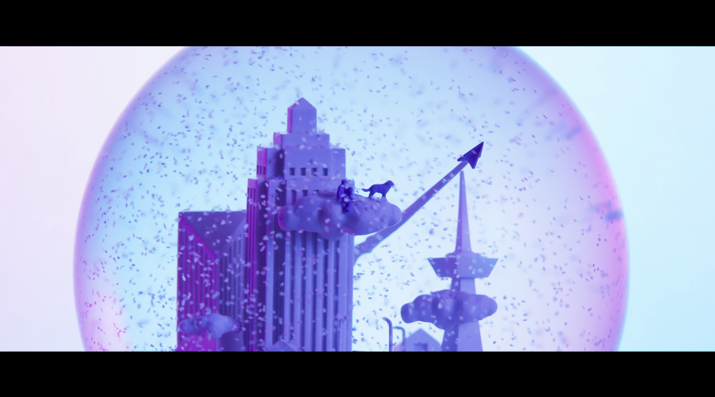 スピッツ-紫の夜を越えて